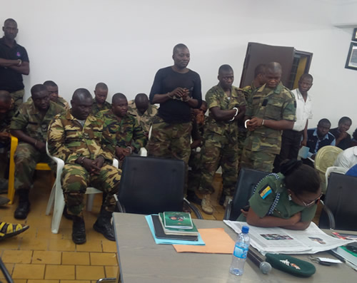 Military-court